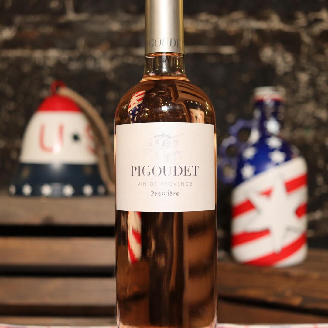 Pigoudet Rosé Premiere Vin De Provence France 750ml
