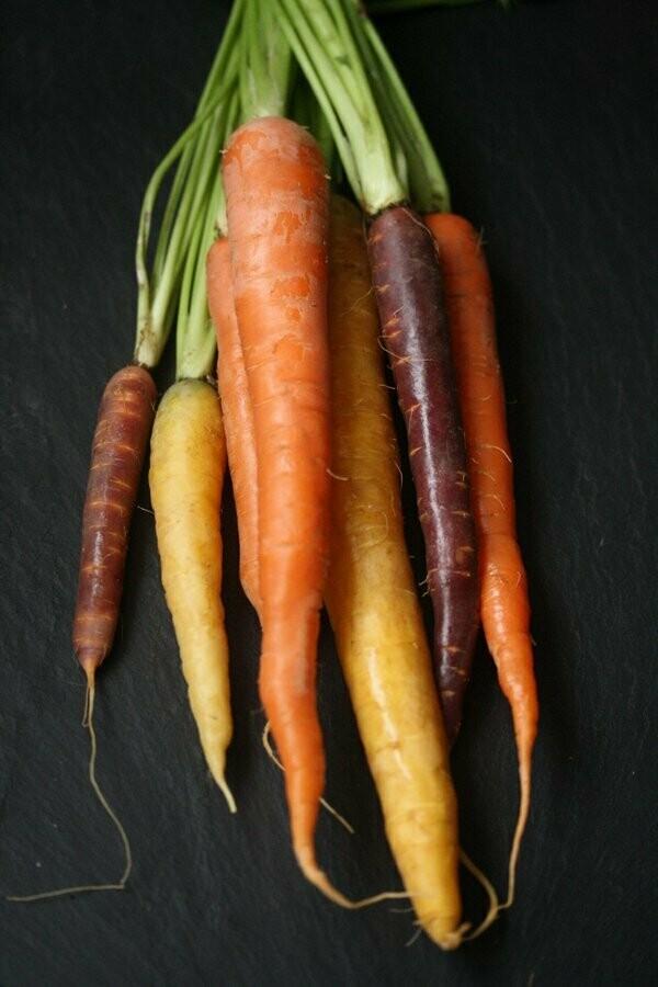 Carrots - Heirloom (2lb Bag)