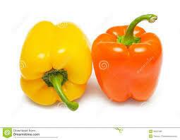 Peppers - Orange/Yellow