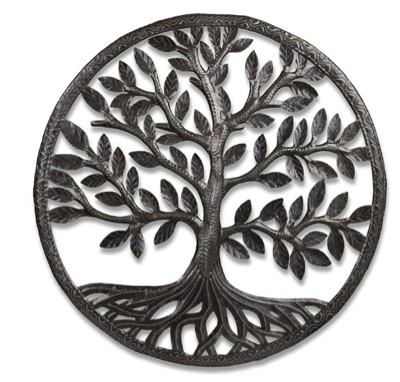 Classic Tree of Life Unpainted