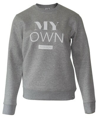 My Own Jill logo sweat