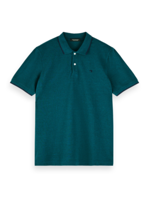 Scotch&Soda Polo groen