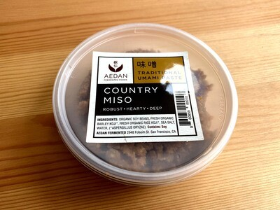 Country Miso (1lb)
