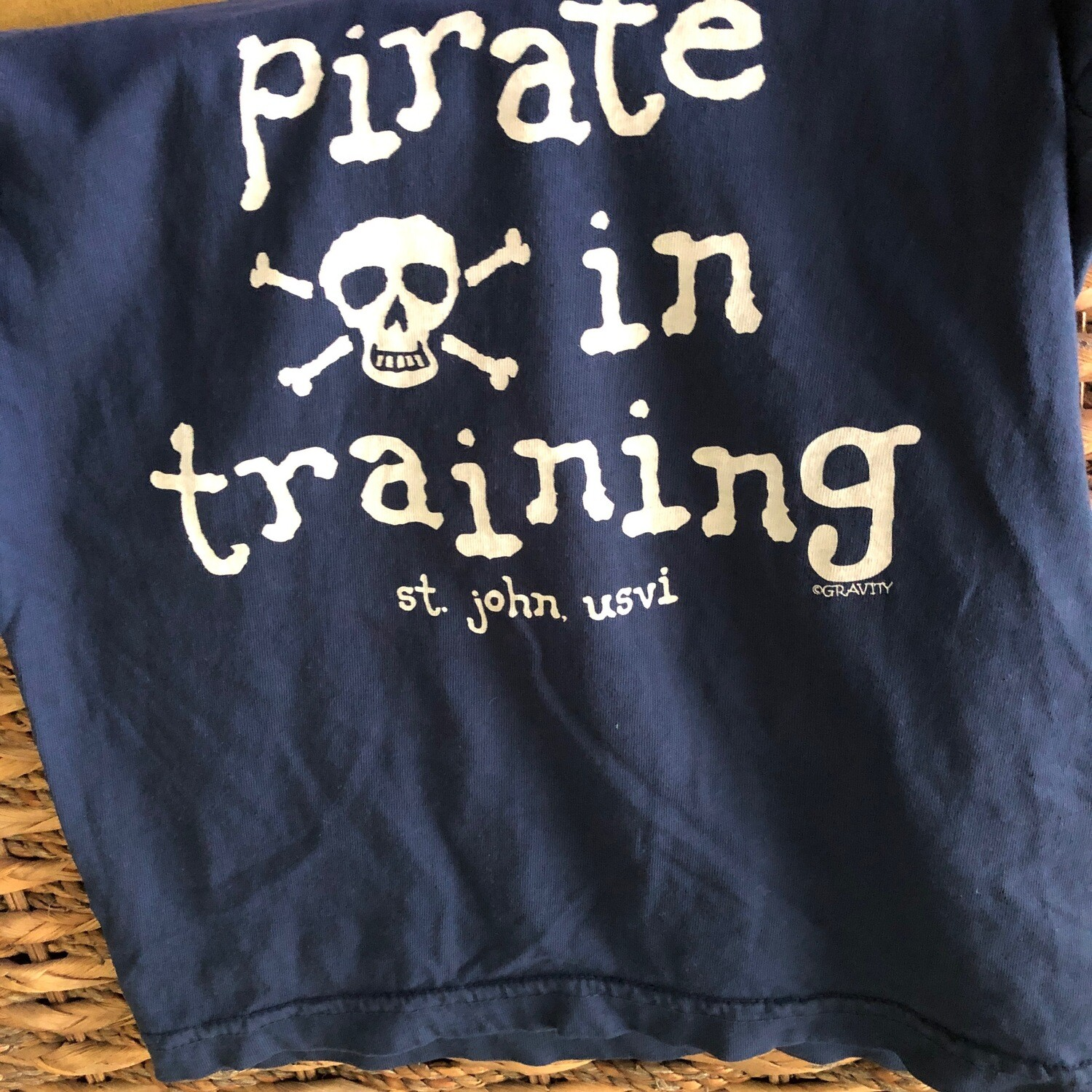 PIRATE IN TRAINING_YOUTH