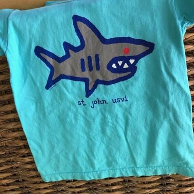 SHARKY YOUTH TEE