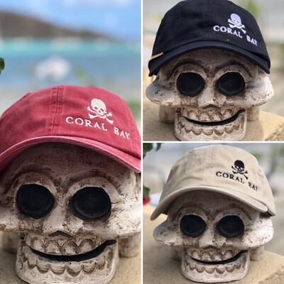 AHEAD CORAL BAY PIRATE CAP