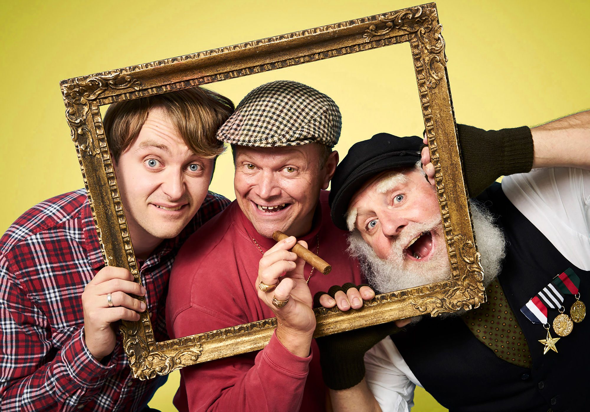 Only Fools and Horses: The Dining Experience 19213