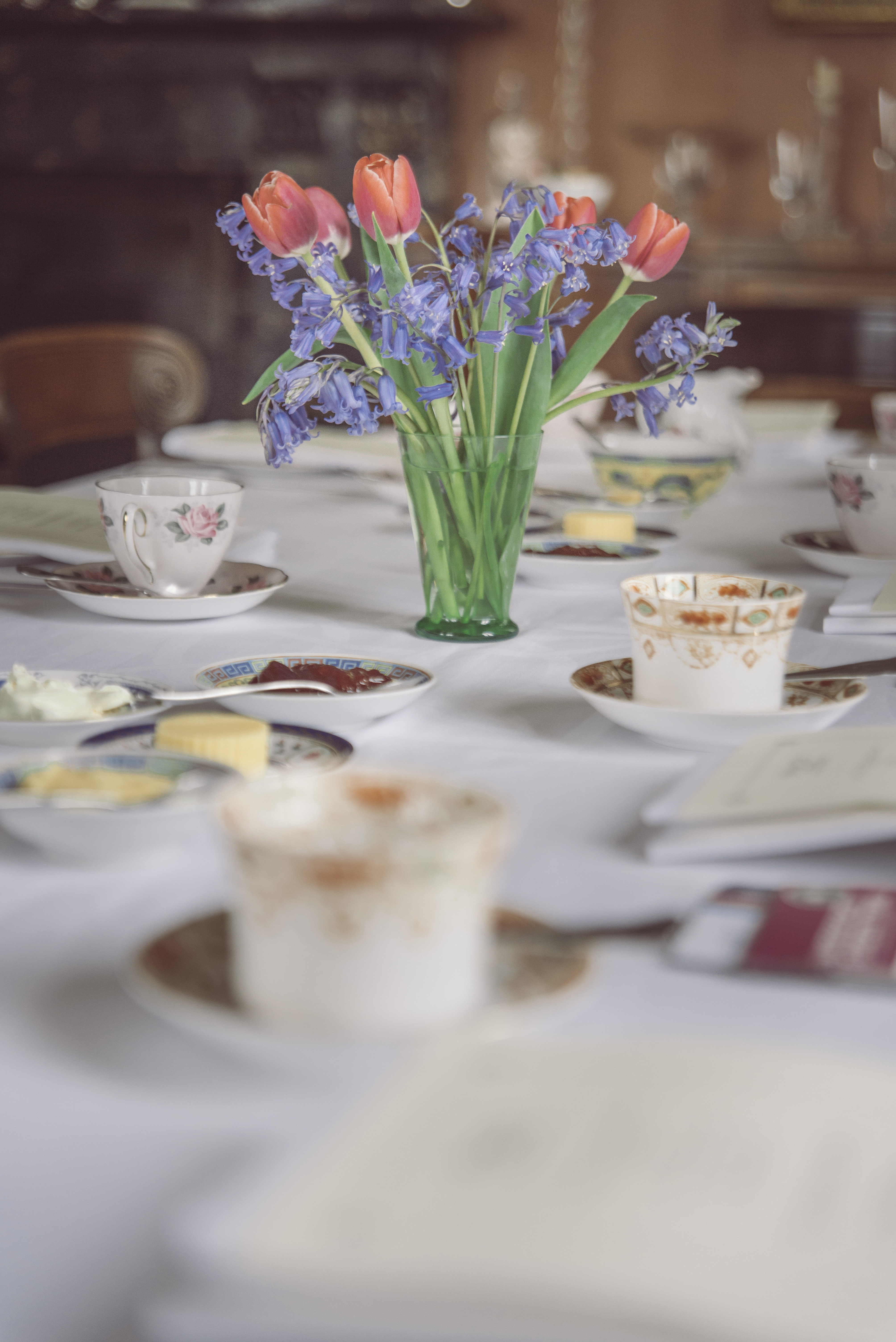 Afternoon Tea in Tourin House