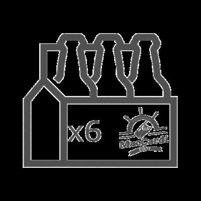 Box 6 bottiglie