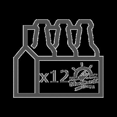 Box 12 bottiglie