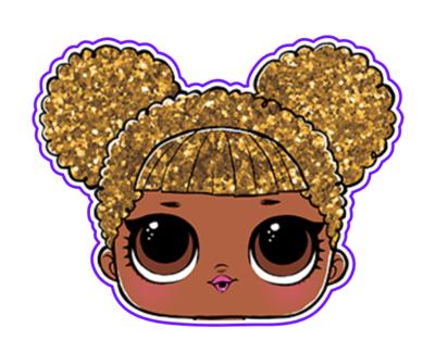 LOL Doll Face 07