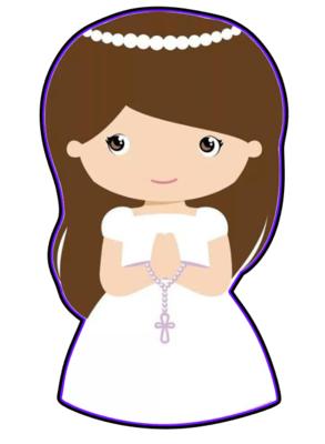 Communion Girl 01