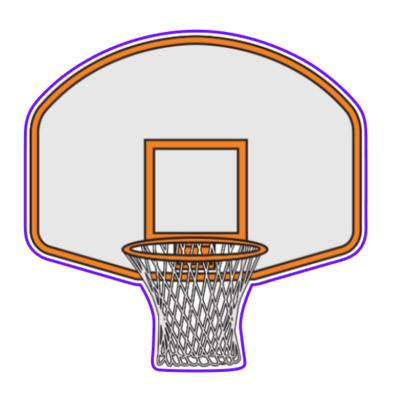 Basketball Backboard 02