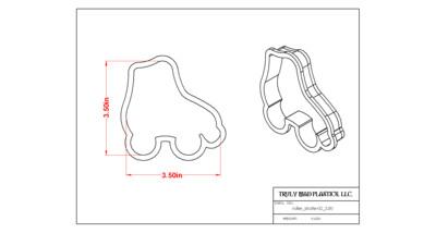 Roller Skate 02