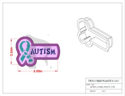 Autism Cookie Stick 01