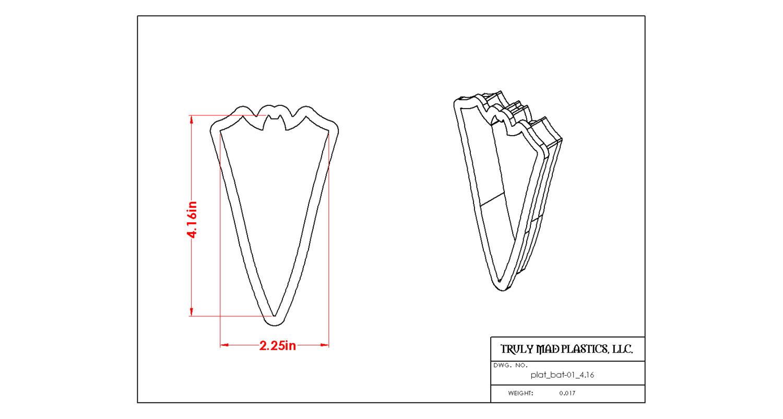 Platter Bat 01