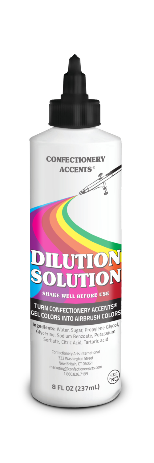Confectionery Accents® Dilution Solution