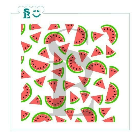 SE Watermelon 3 Piece Set Stencil