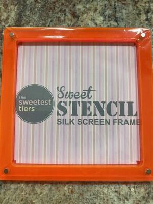 Sweet Stencil SILKSCREEN Frame