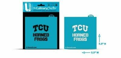 Texas Christian University  TCU w/Horned Frogs (404)