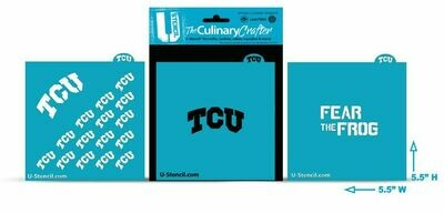 Texas Christian University Combo A (420)
