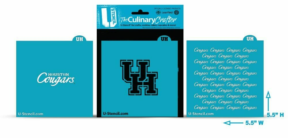 University of Houston Combo Pack A (420)