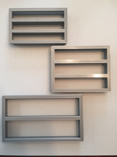 Multi Combined Rectangle Set