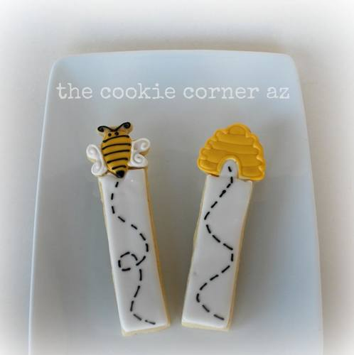 Bee Cookie Stick (This is for the bee only)