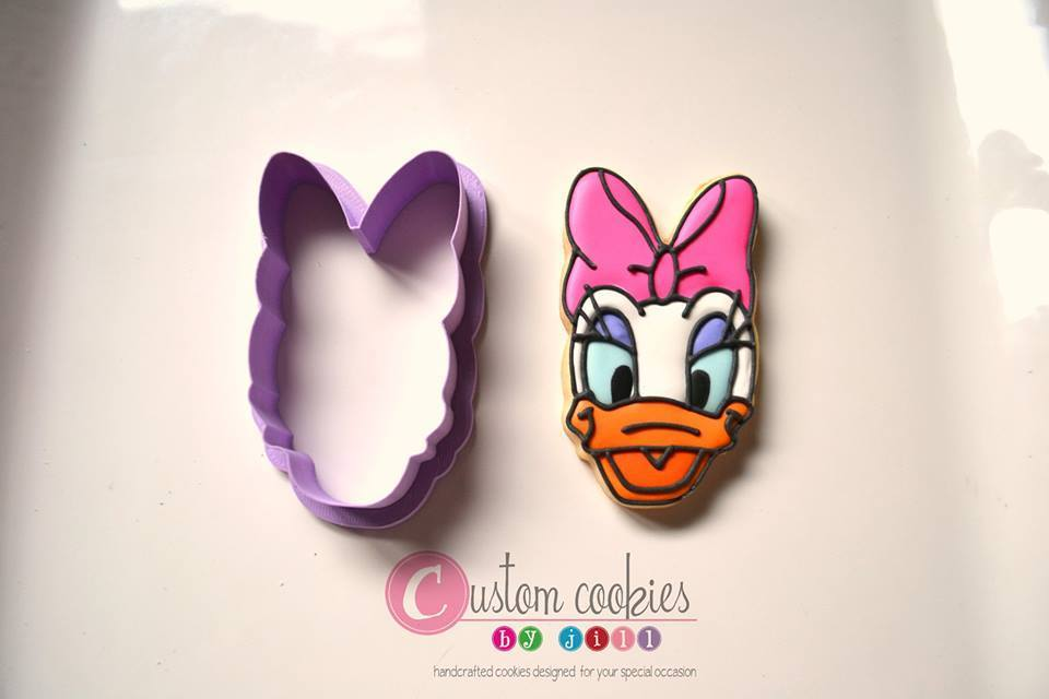 "Daisy Duck (duck girl 01 4.0"")"