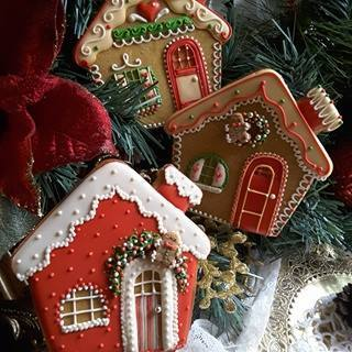 Gingerbread House 01 (gb_house 01)
