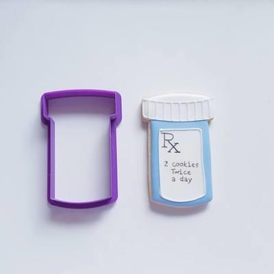 RX Pill Bottle 02