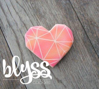 Heart Geo 01