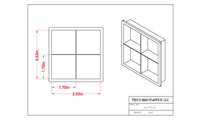 Square 1.75