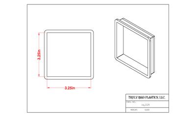 Square 3.25