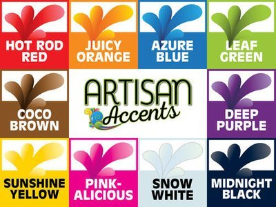 Artisan Accents Food Gel Colors