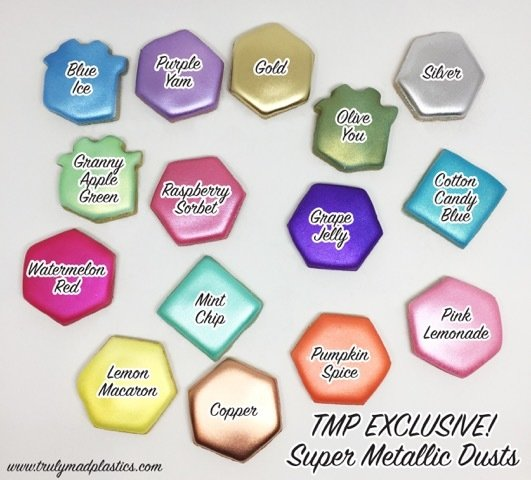 TMP Supers Dust MEGA Sample Pack (15 colors)