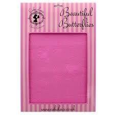 "Claire Bowman Cake Lace Mat ""Beautiful Butterflies"""