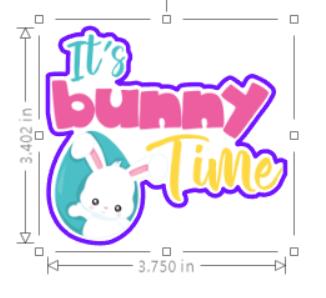 Bunny Time Egg 01