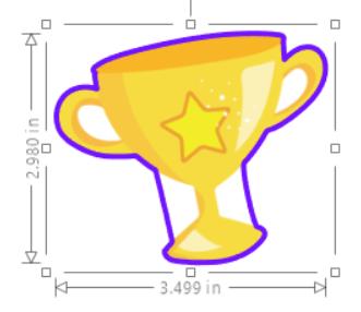 Gymnast Trophy 01