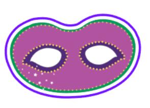 Mardi Mask 01