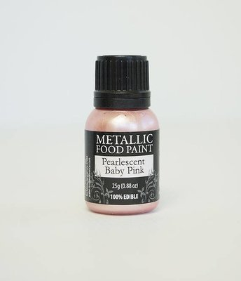 Rainbow Dust Pearlescent Baby Pink (Best By Mar 2020)