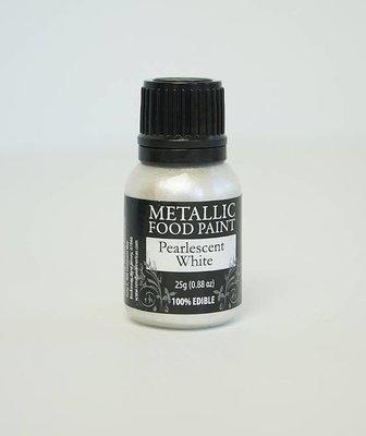 Rainbow Dust Pearlescent White