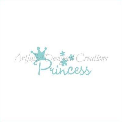 AD Princess Stencil