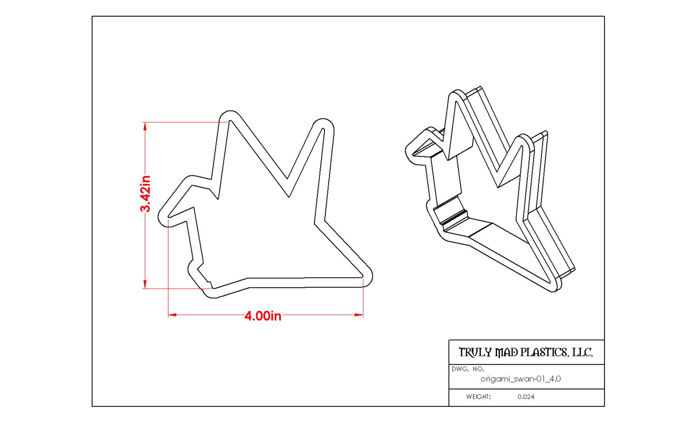 Origami Swan 01