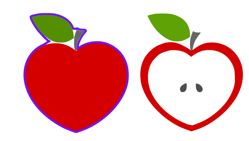 Apple Heart 02