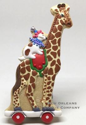 Circus Giraffe 01