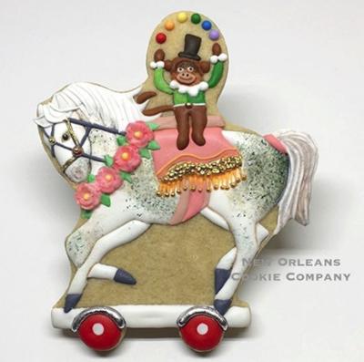 Circus Horse 01