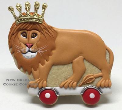 Circus Lion 03