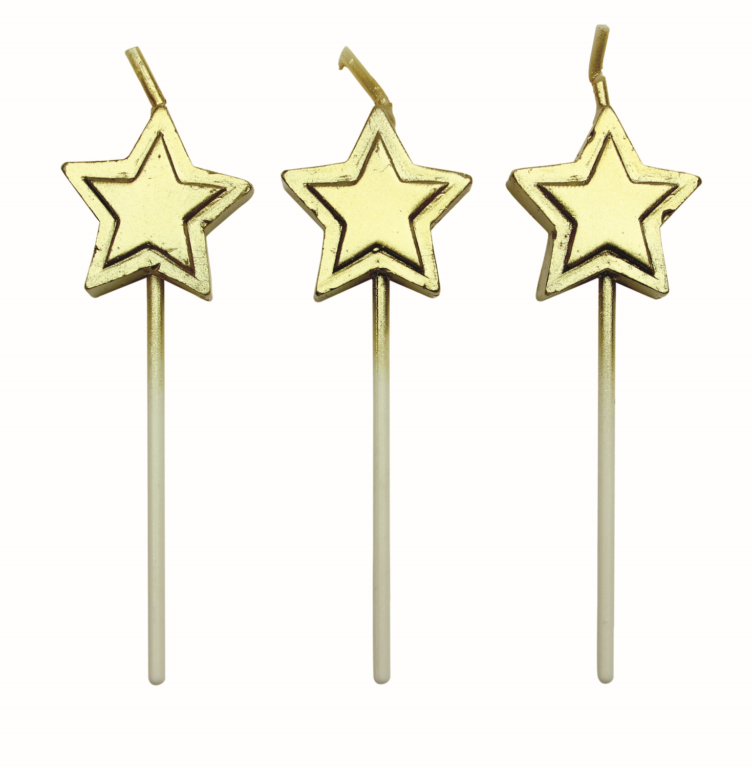 PME 8 Gold Star Candles