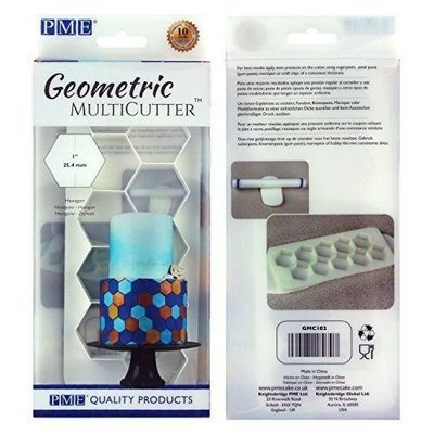PME Geometric MultiCutter™ (Hexagon)